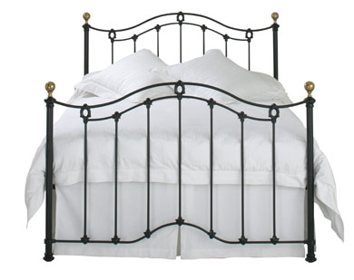 Obc Clarina Cast Metal Bed Frame