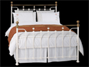 Obc Glenholm Cast Metal Bed Frame