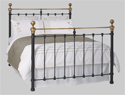 Obc Hamilton Cast Metal Bed Frame
