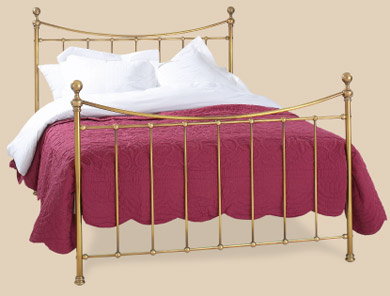 Obc Kendall Brass Bed Frame
