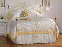 Obc Melrose Cast Metal Bed Frame