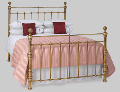 Obc Waterford Brass Bed Frame