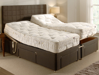 Old English Bed Company Adjustable Beds