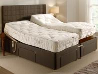 Old English Bed Company Hilton 1200 Pocket & Adjustable Bed