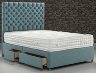 Old English Bed Company Natural Luxury 1800 Pocket Bed