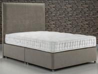 Old English Bed Company Wool Luxury 1400 Divan Bed