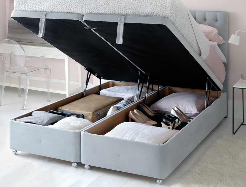 Hypnos Super Maxi Storage Divan Base Buy Online At