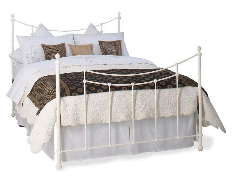 Obc Winchester Cast Iron Bed Frame Buy Online At Bestpricebeds