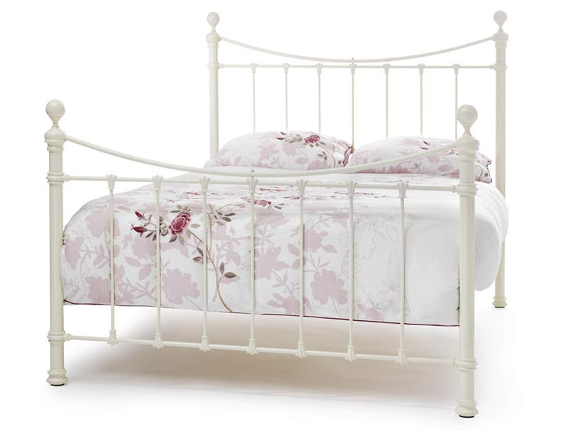 King Size Bed Metal Frame Assembly