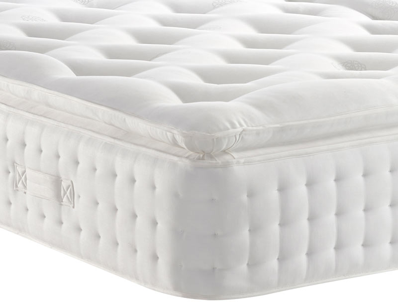 a top pillow in white kingsize size com mattress i sprung wiltshire pocket made king w