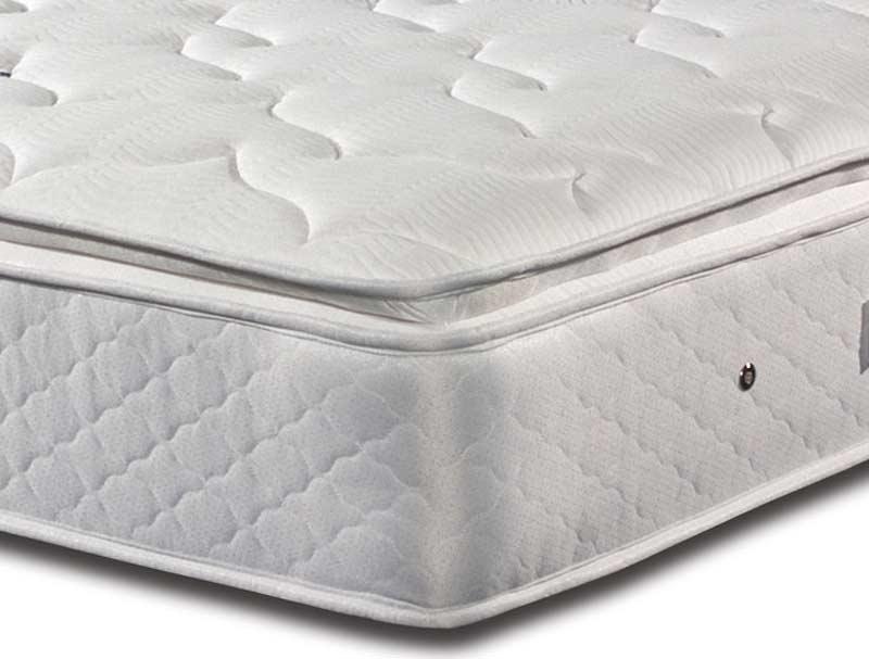 Sleepeezee Memory Comfort 1000 Pillow Top Pocket Divan Bed Buy Online At Bestpricebeds