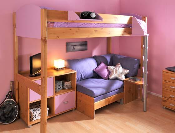 Wondrous Stompa Casa 4 High Sleeper Instructions Camellatalisay Diy Chair Ideas Camellatalisaycom