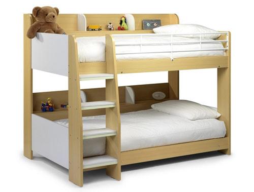 Julian Bowen Domino High Bunk Bed Buy Online At