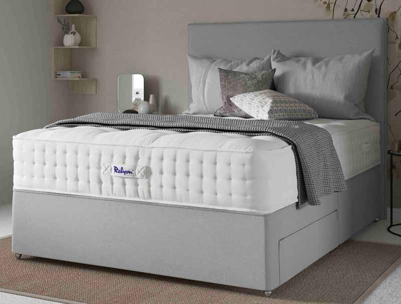Relyon Ortho Pocket Extreme 1500 Divan Bed Buy Online At