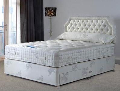 Millbrook Jupiter 2000 Pocket Divan Bed