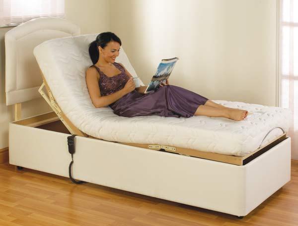 Mi Beds Reflex Foam Adjustable Bed Buy Online At