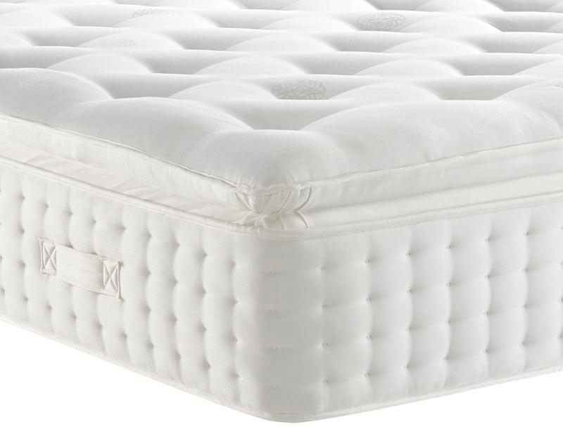 Relyon Elegance 2400 Pocket Pillow Top Mattress