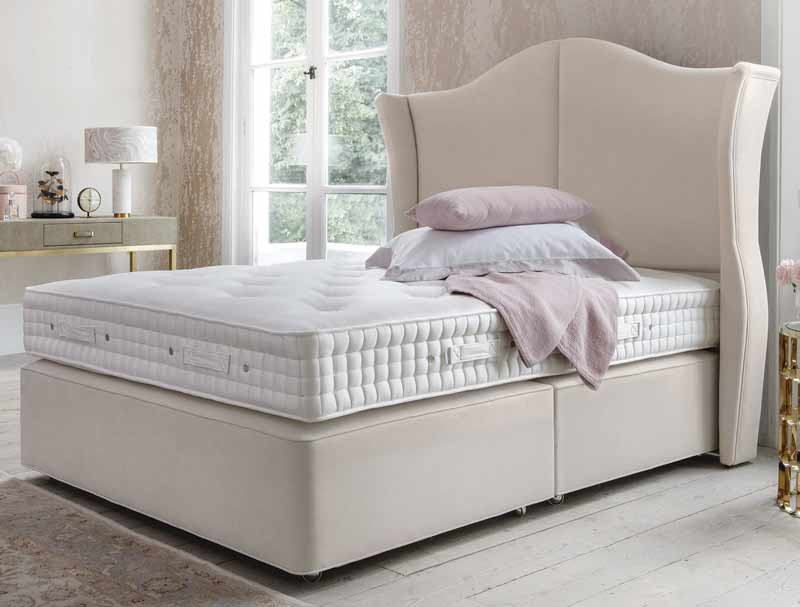 Hypnos Willow Sublime Divan Bed Buy Online At Bestpricebeds