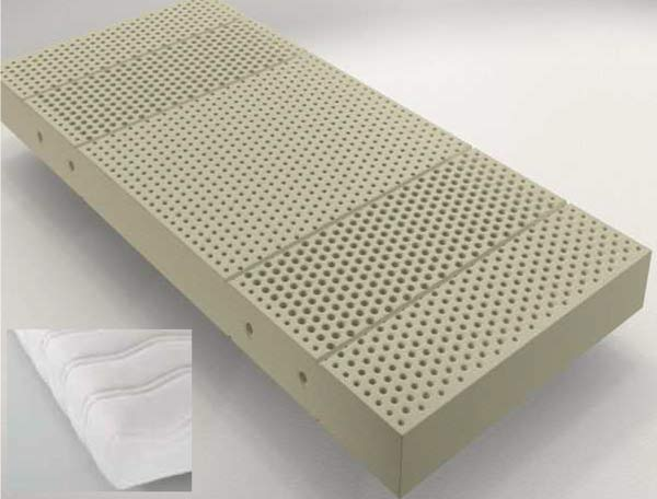 Velda Astral 19cm Deep Pure Latex Mattress Buy Online At