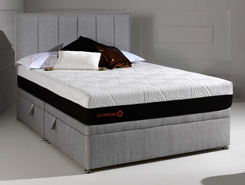 dormeo octaspring 8500 divan bed buy online at bestpricebeds