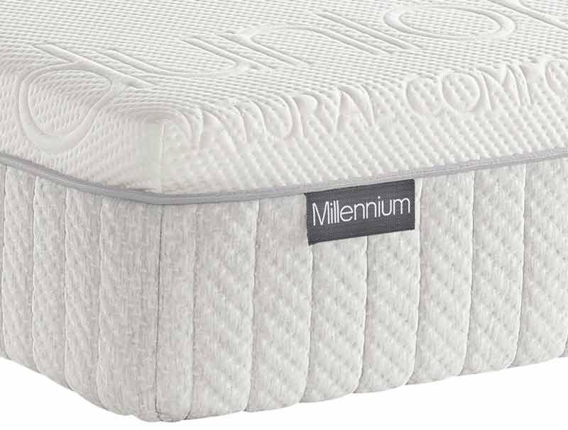 Dunlopillo Millennium Mattress (24cm) - Buy Online at BestPriceBeds