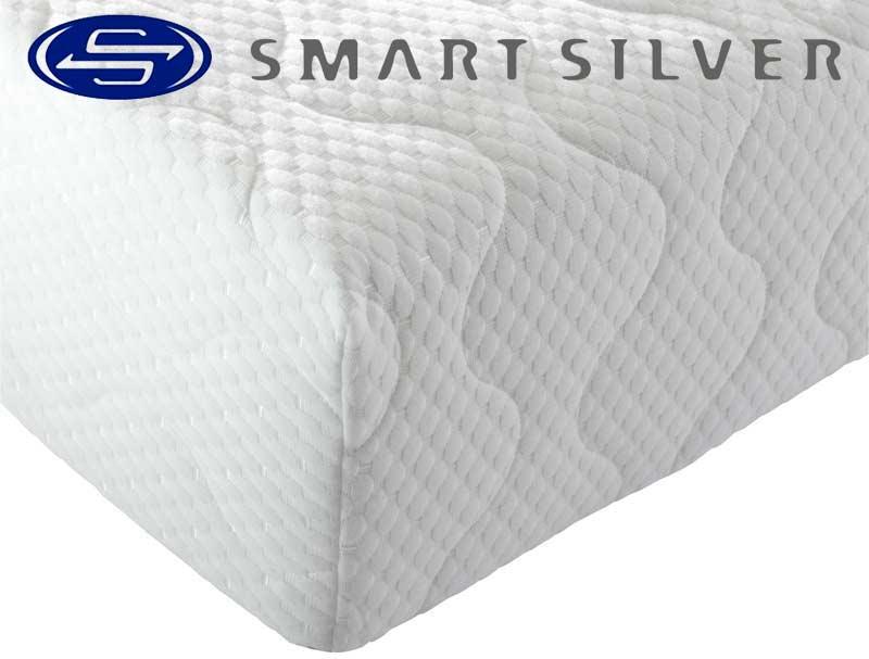 Sleepshaper Smartsilver 500 Memory Mattress Buy Online