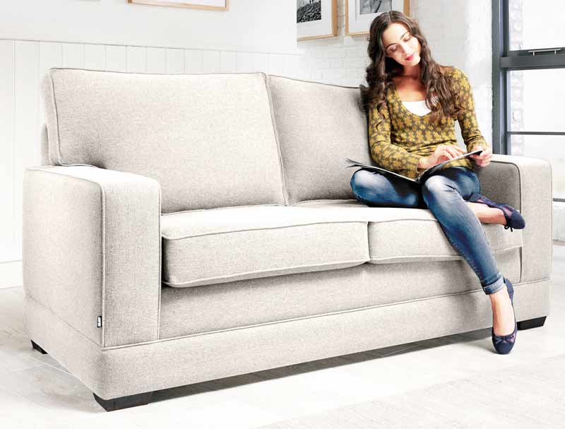 jaybe modern pocket sprung sofa bed buy online at bestpricebeds