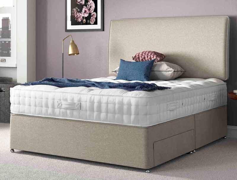 Relyon Chatsworth 1200 Pocket Spring Divan Bed Buy