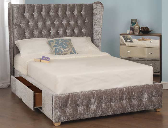 Sweet Dreams Fantasy Fabric bed frame Buy Online at BestPriceBeds