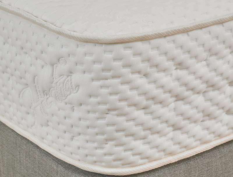 New latex mattress