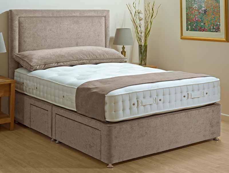 Dreamworks Portobello Superb 1400 Pocket Bed - Buy Online at ...