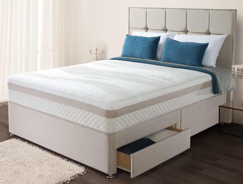 Sealy Profile Elite 2200 Pocket Divan Bed Buy Online At Bestpricebeds