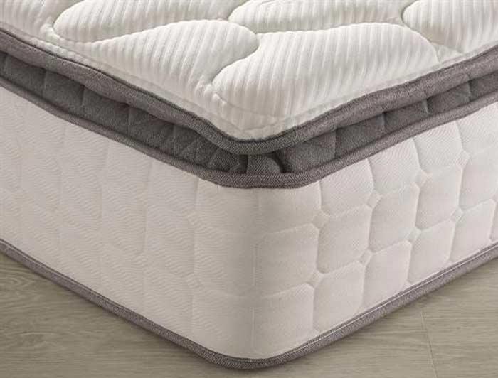 Sealy Nostromo 1400 Pillow Top Pocket Amp Latex Mattress