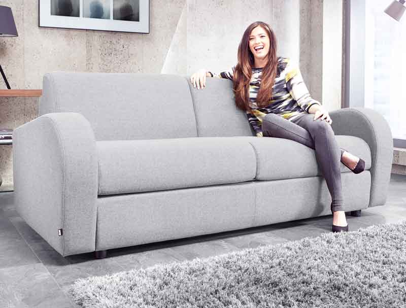 Jaybe retro sofa bed buy online at bestpricebeds Retro loveseats