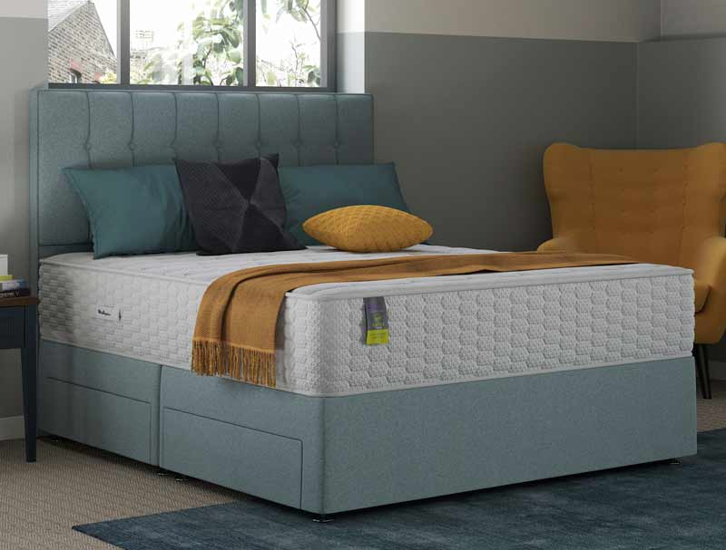 Myers Supreme Heritage Latex Comfort 1800 Pocket Bed Buy Online At Bestpricebeds