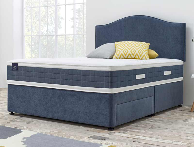 Slumberland Copper Seal 1600 Pocket Bed Buy Online At Bestpricebeds
