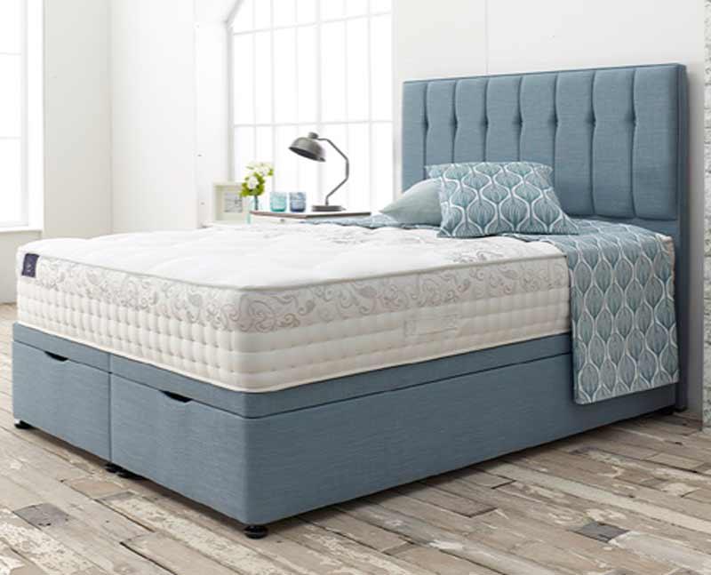Slumberland Silver Seal 2000 Pocket Bed New - Buy Online at ...