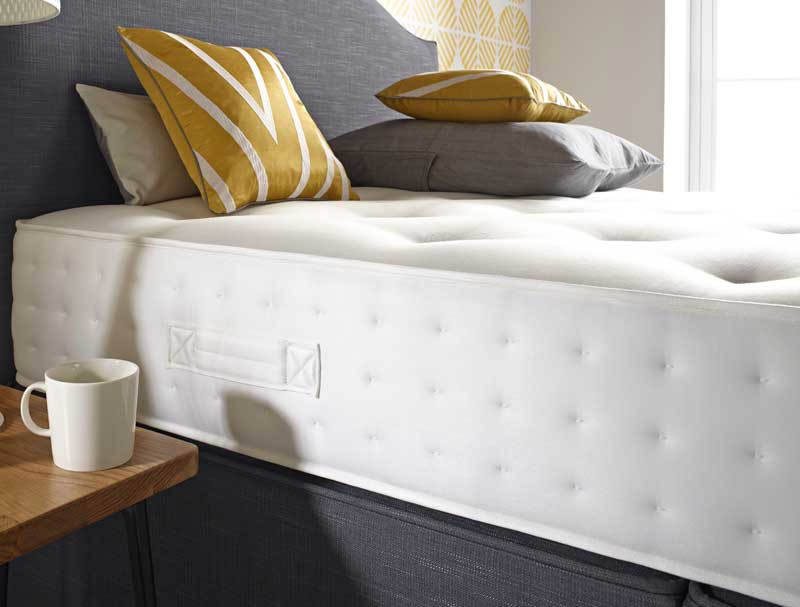 Platform Bed For Allergy Sufferers