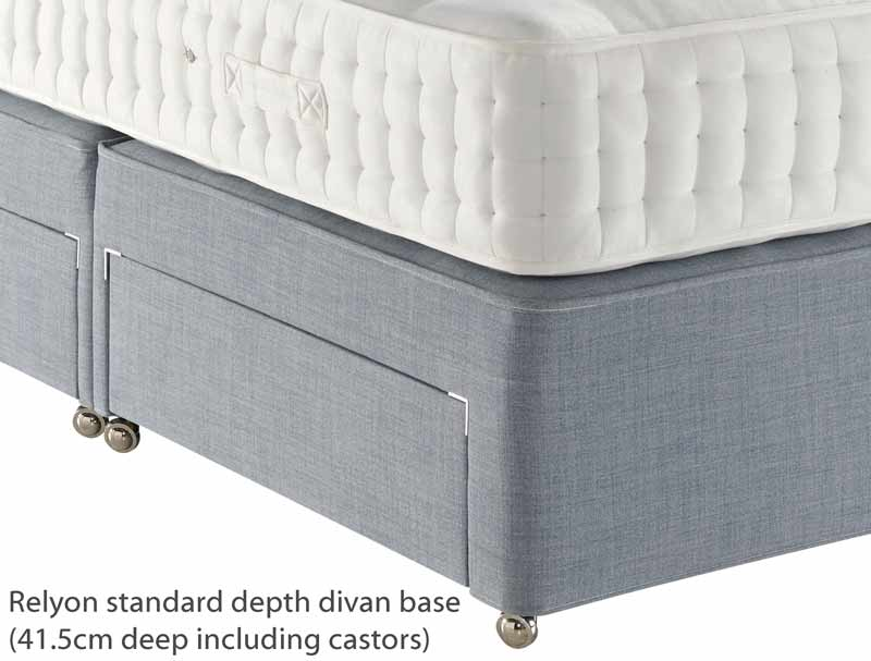Relyon Vienna Ortho Pocket 1000 Divan Bed