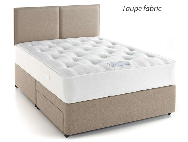 Myers myerpaedic ortho pocket 1400 divan bed buy online for Myers divan beds