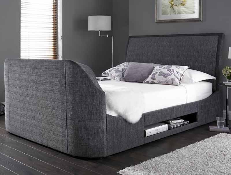 Kaydian Maximus Tv Bed Frame Buy Online At Bestpricebeds