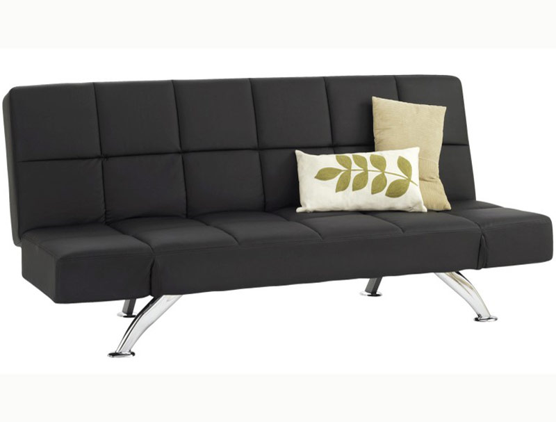 serene venice faux leather futon sofa bed serene venice faux leather futon sofa bed   buy online at      rh   bestpricebeds co uk