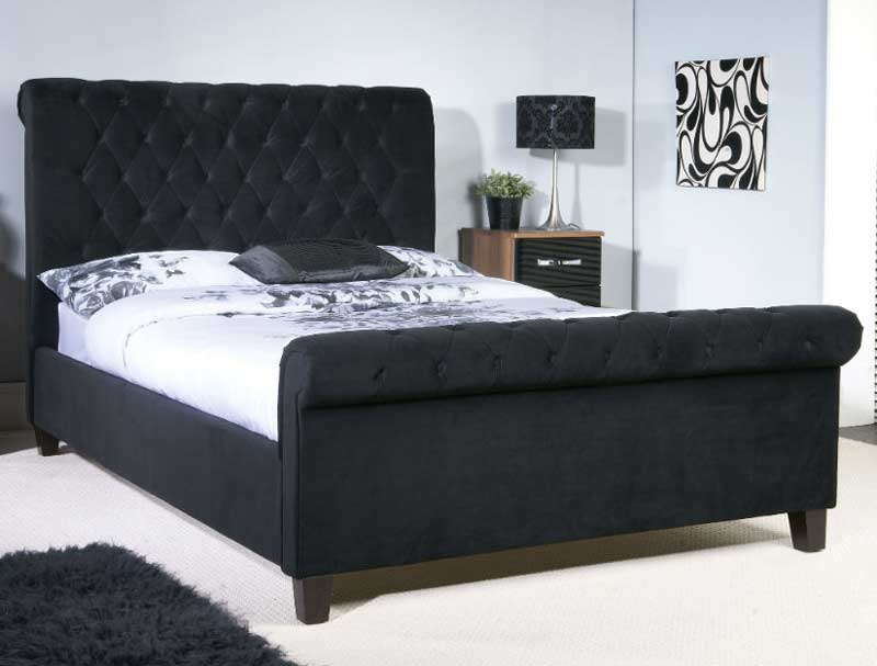 Limelight Orbit Fabric Bed Frame All Colours