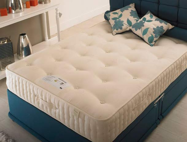 Bedmaster Ambassador Natural  Pocket Spring Divan Bed