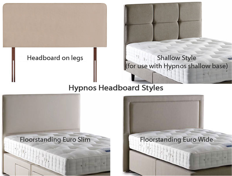Hypnos Josephine Upholstered Headboard Buy Online At
