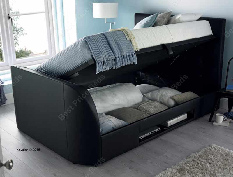 Fabulous Kaydian Barndor Tv Ottoman Bed Frame At Bestpricebeds Co Uk Forskolin Free Trial Chair Design Images Forskolin Free Trialorg