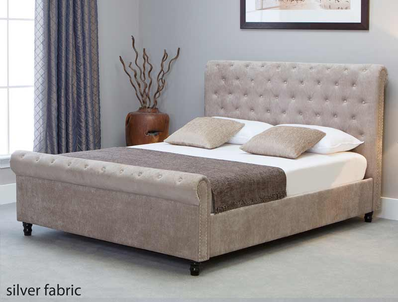 Cool Bestpricebeds Oxted Scroll Ottoman Bed Frame At Bestpricebeds Co Uk Creativecarmelina Interior Chair Design Creativecarmelinacom
