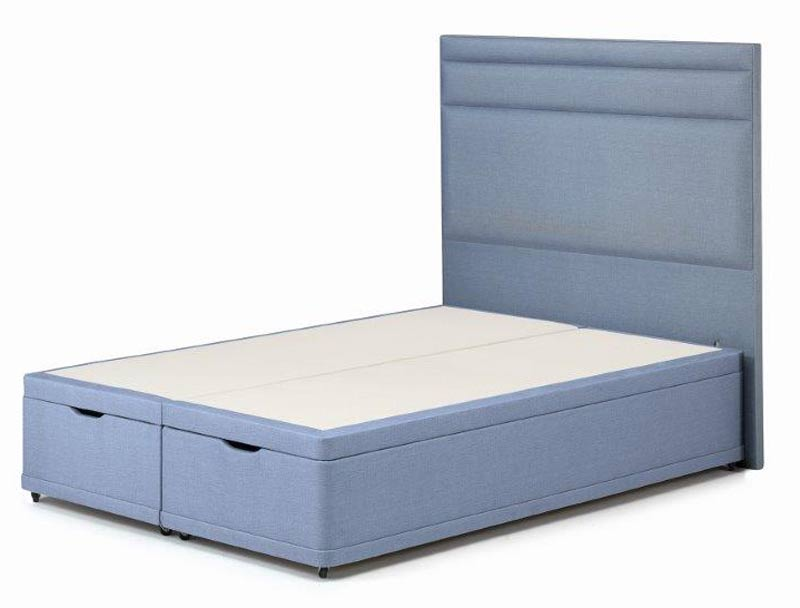 New Design End Open Ottoman Bed Base