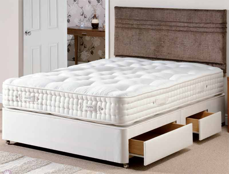 Old English Bed Co Emerald Supreme 1400 Pocket Mattress