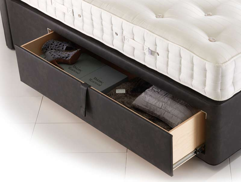 Hypnos Easy Store Large 2 Drawer Bed Base